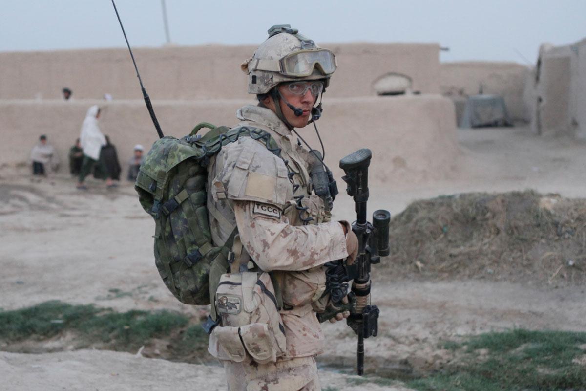 Afghan Veteran