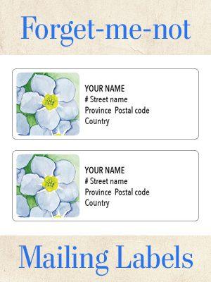 FMN Mailing labels V1 Thumbnail
