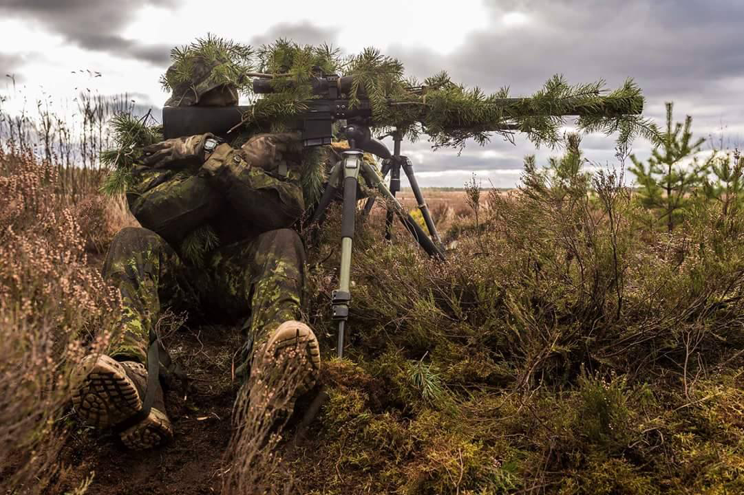 Canada's special operations come out of the shadows. Again. Kind of.