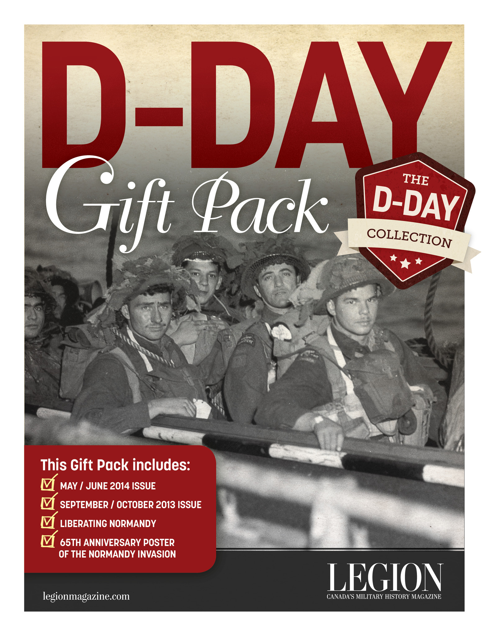 DDay Collection GiftEnvelope DDAY