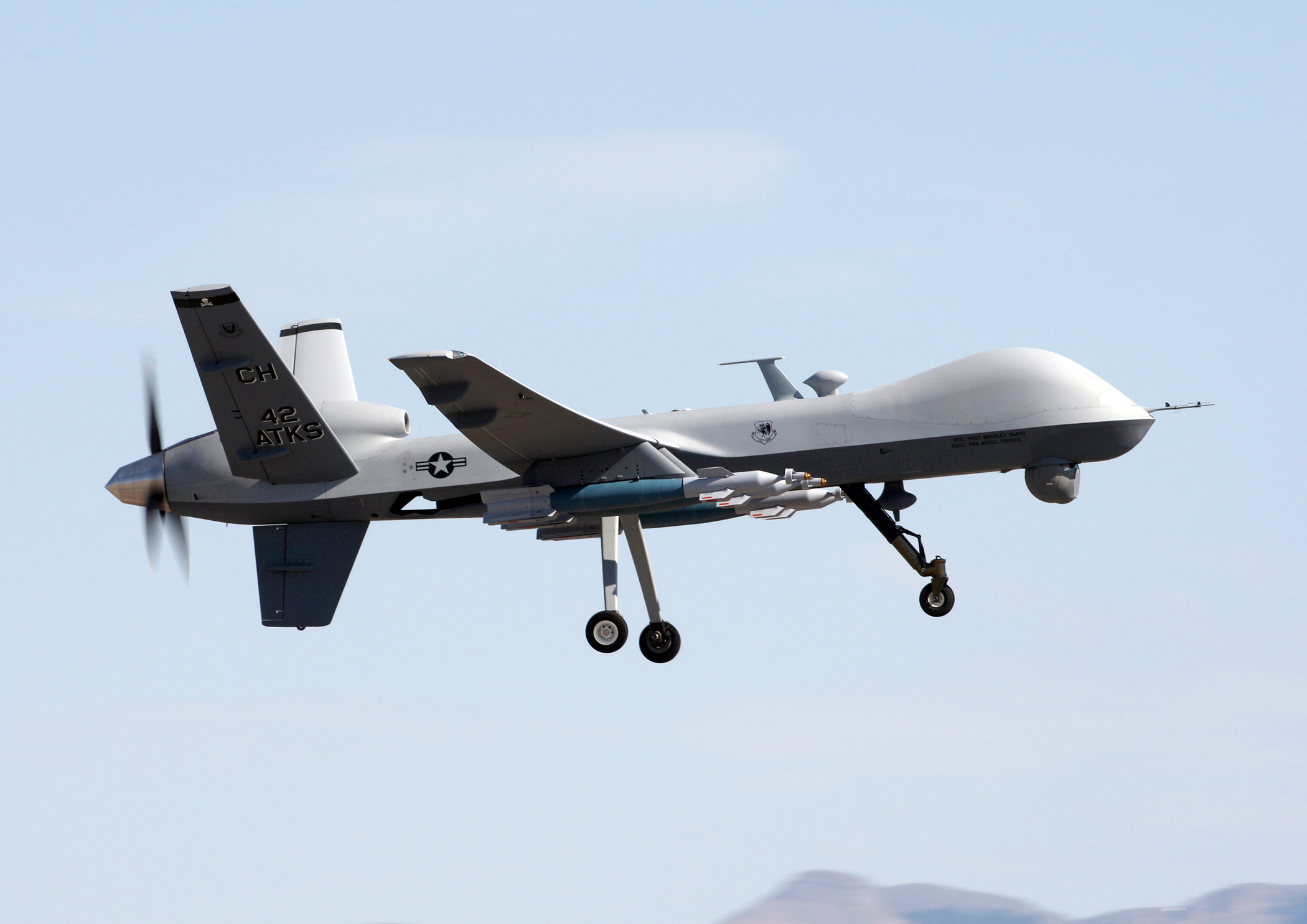 Face to face: Should the Canadian Armed Forces purchase armed drones?