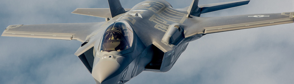 Most expensive fighter in history now ready. Kind of. Not really.
