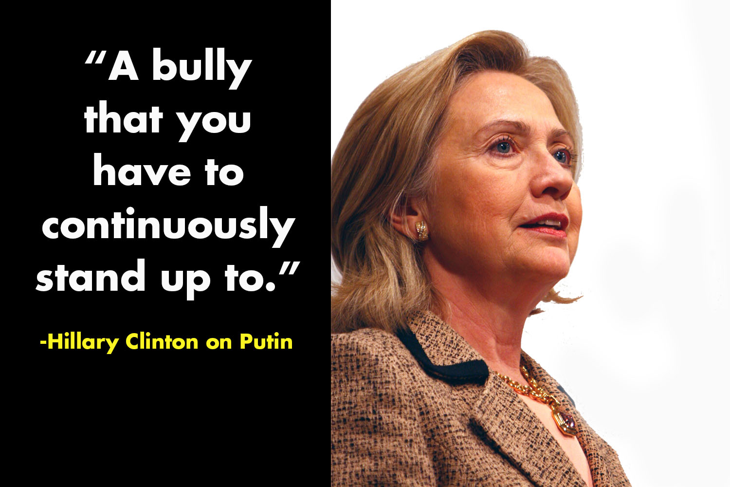 clinton-on-putin