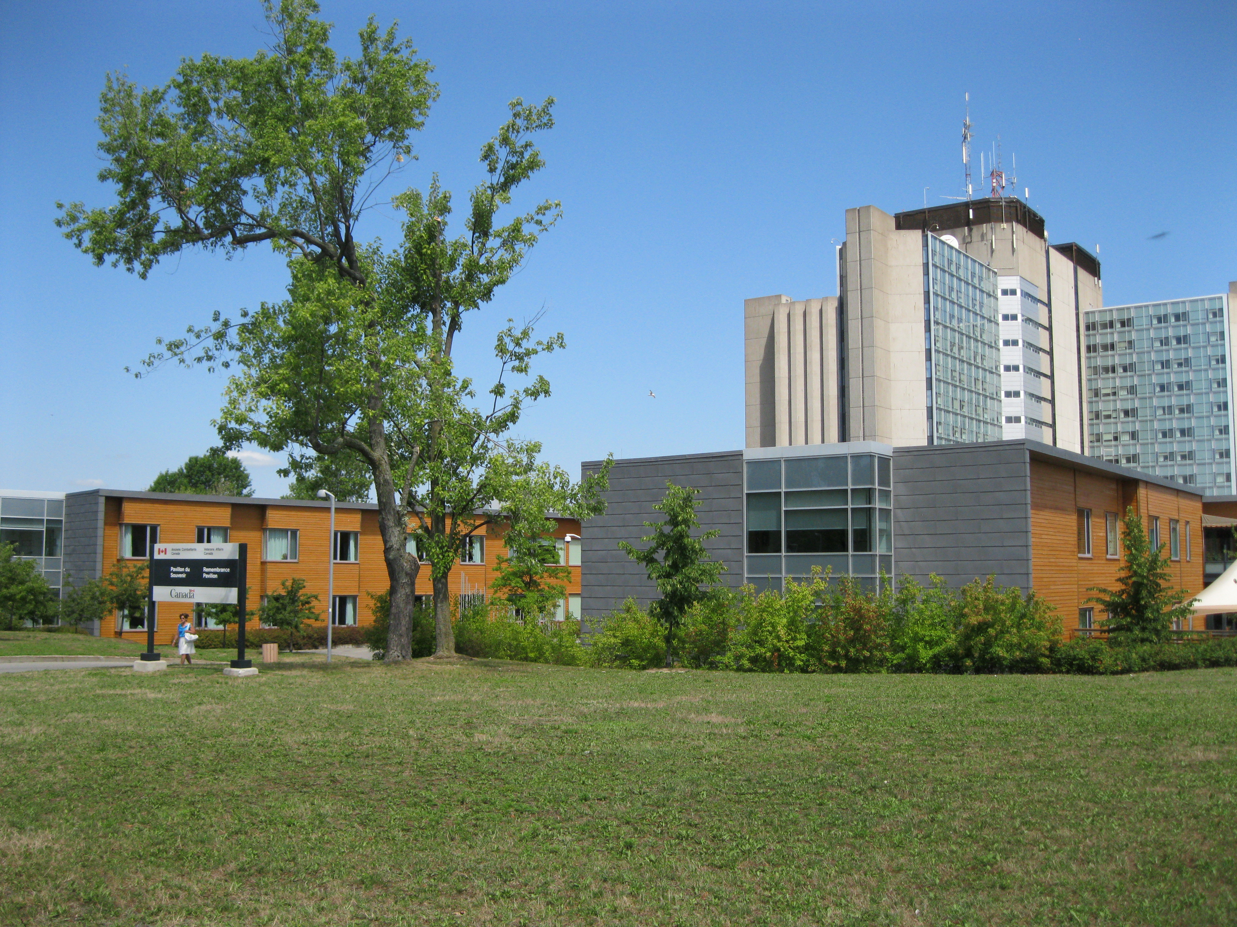 Ste-Anne's Hospital transfers to Quebec