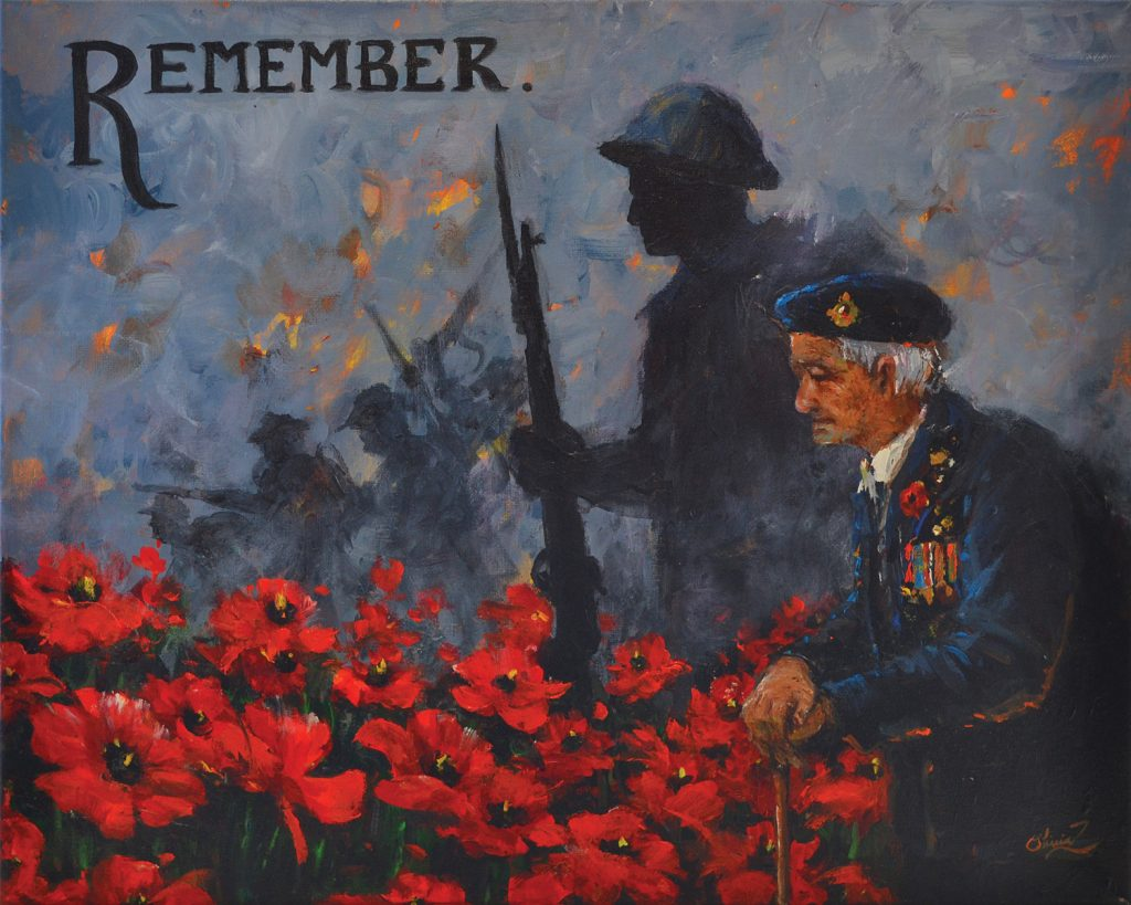 rememberance day essays