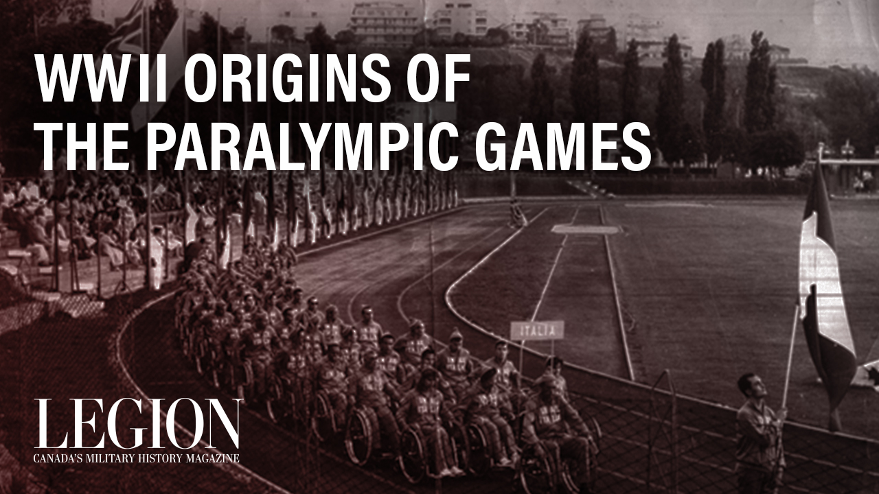 WWII Origins of the Paralympic Games