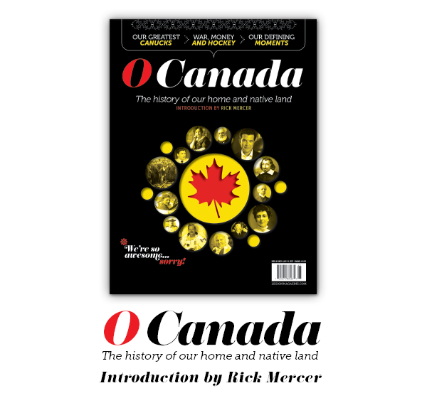 o-canada-special-issue-news-release