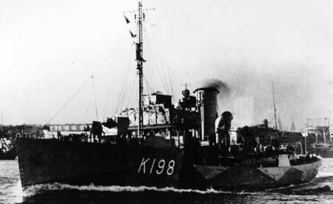 HMCS_Spikenard