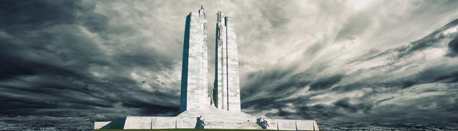William Shatner narrates Military Moments | Battle of Vimy Ridge