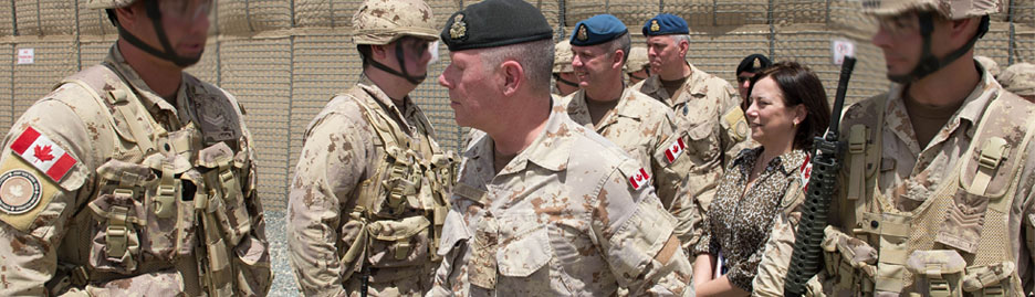 General takes new approach on the transition to civilian life