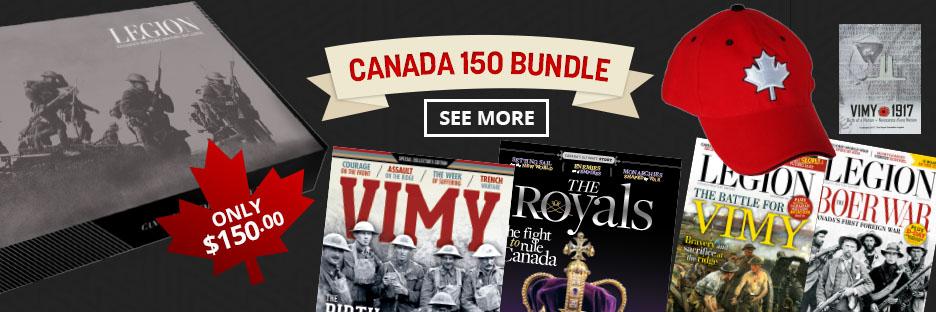 Canada 150 Bundle