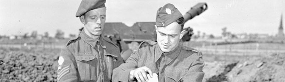 7 photos of Canada at Dunkirk