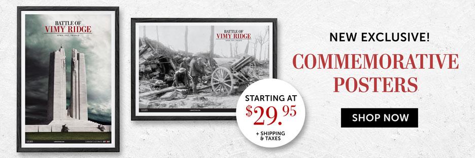 Vimy Ridge Posters