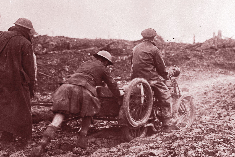 War on two wheels | Legion Magazine