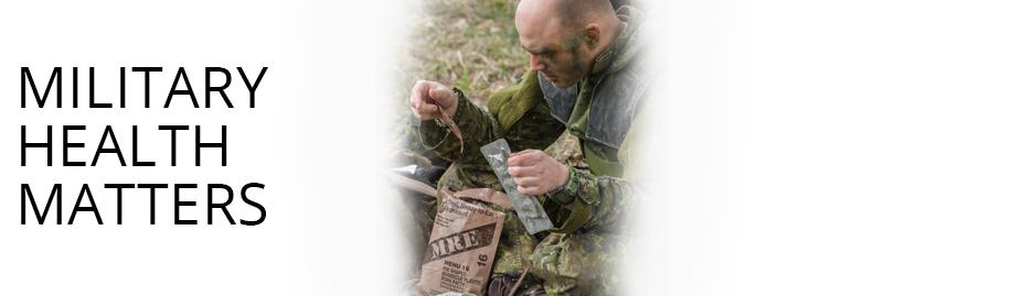 Nutrition in the field