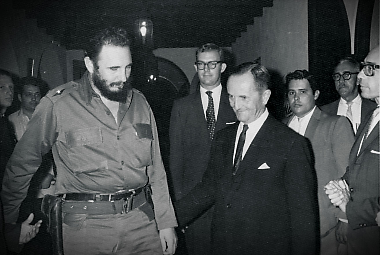 Canada's man in Havana