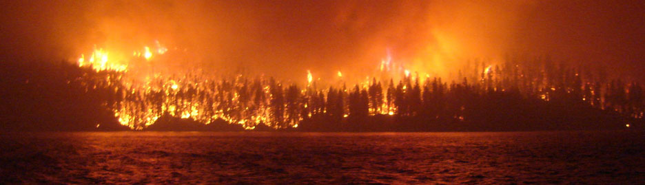 B.C. branches aid in wildfire relief