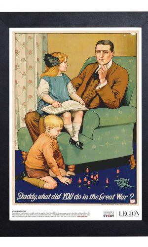 Poster-in-frame