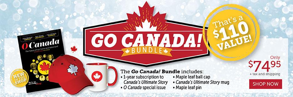 Go Canada Bundle