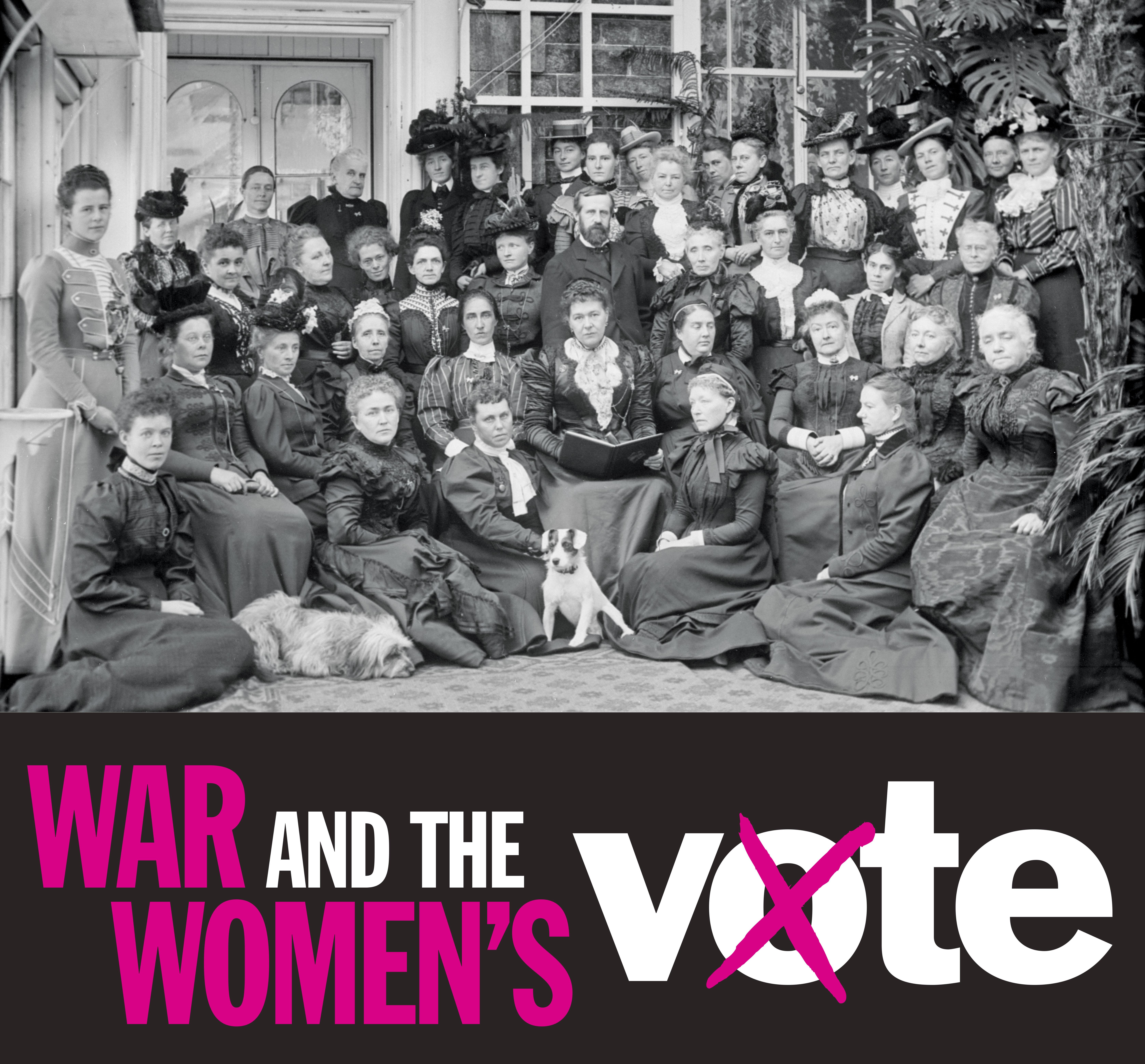 War and the women's vote | Legion Magazine