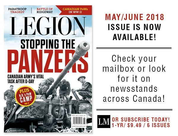 May/June 2018 issue is now available! | Legion Magazine