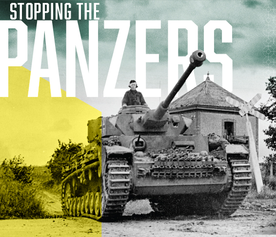 Stopping the panzers | Legion Magazine