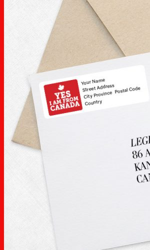 YES-I-AM-FROM-CANADA-MailingLabels