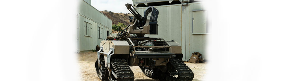 FACE TO FACE: Should robots replace soldiers in war?