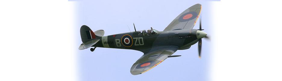 Spitfire documentary soars with nostalgia