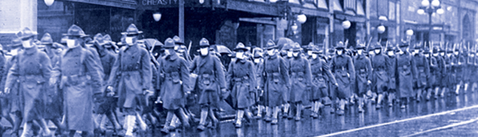 War and the Spanish Flu