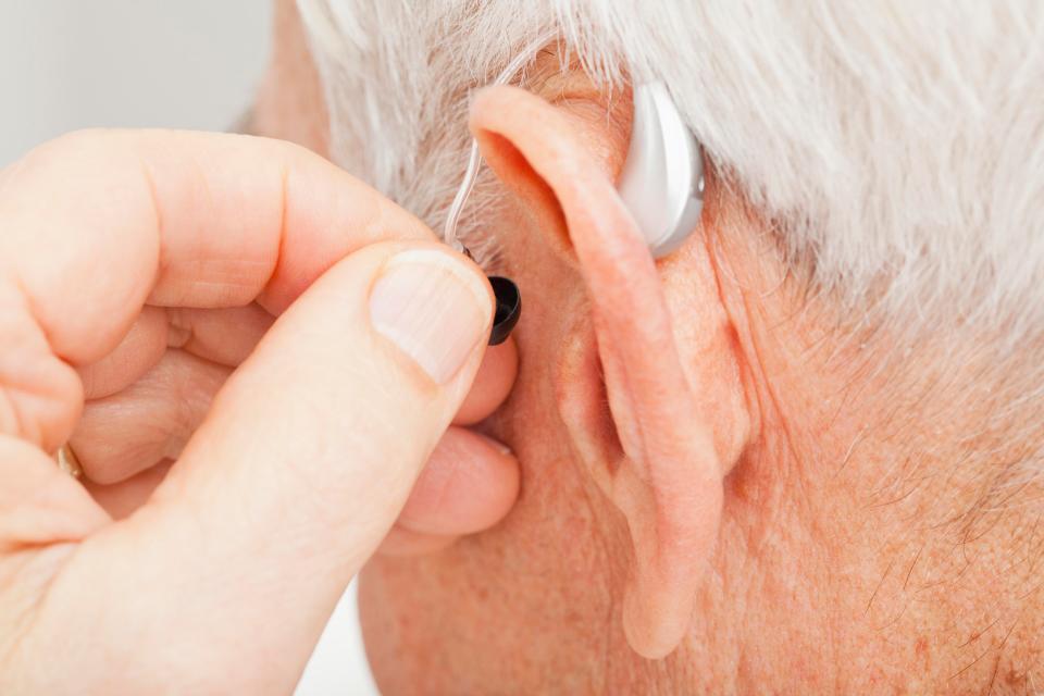 Hearing-loss aid improved