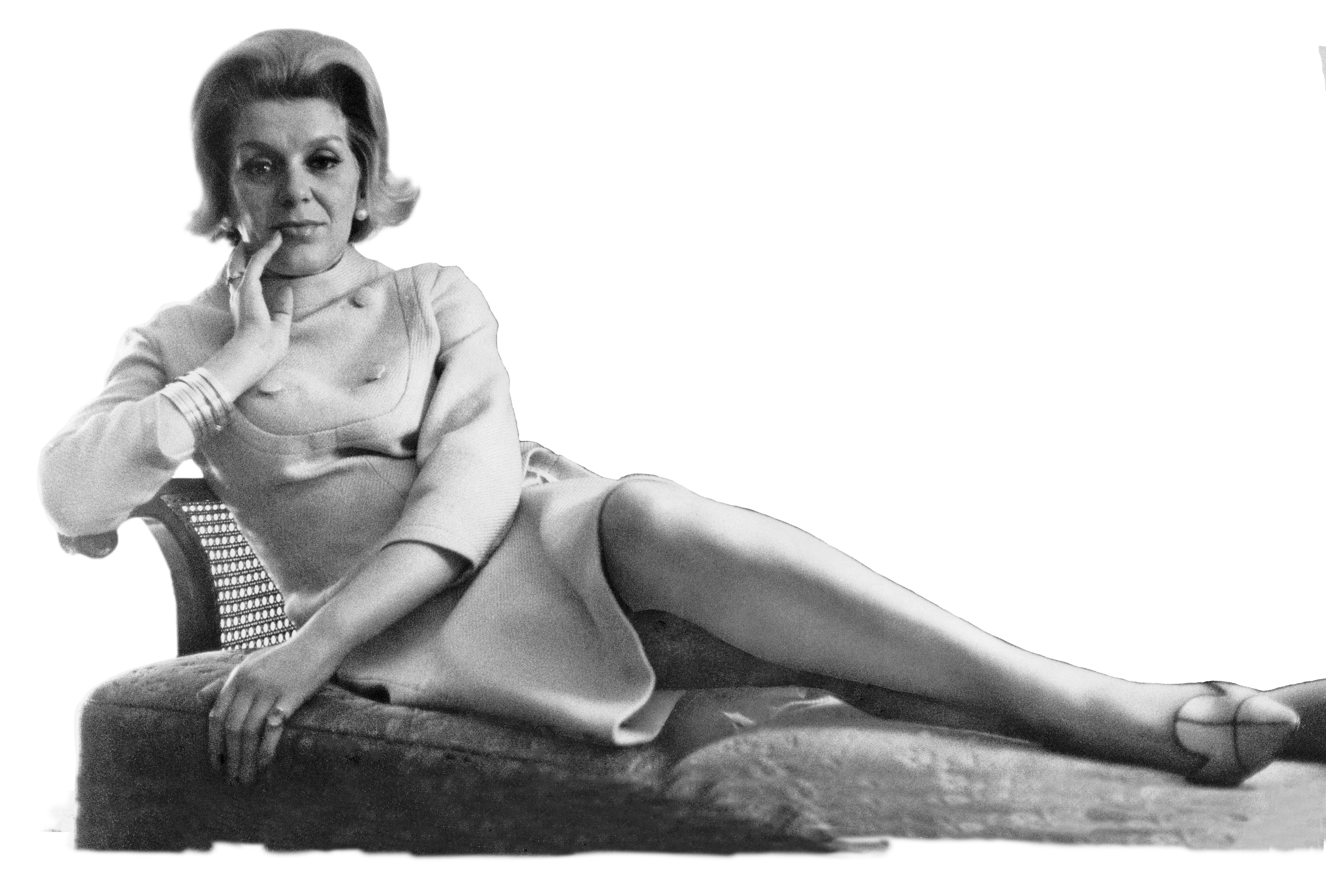 Gerda Munsinger: spy or party girl?