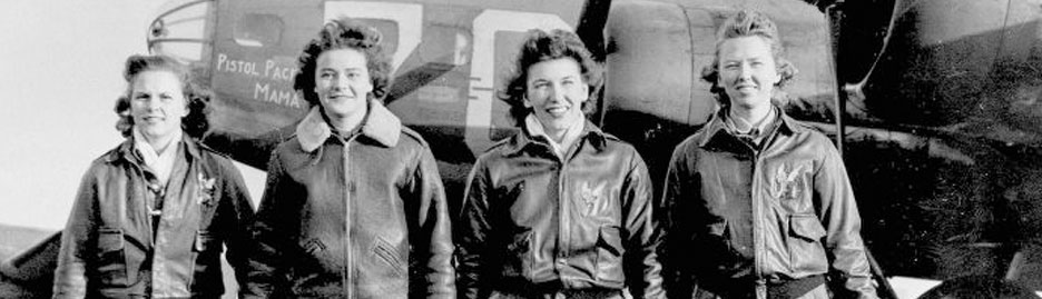Jaye Edwards: A woman pilot in wartime Britain