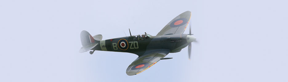 Face to face: Is the Spitfire the most elegant aircraft ever built?