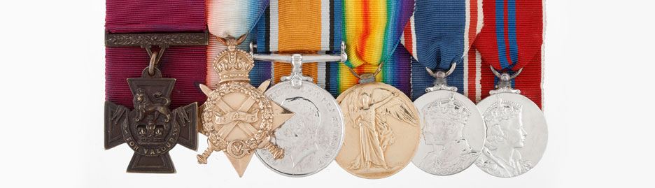 The VC heroes of Hill 70