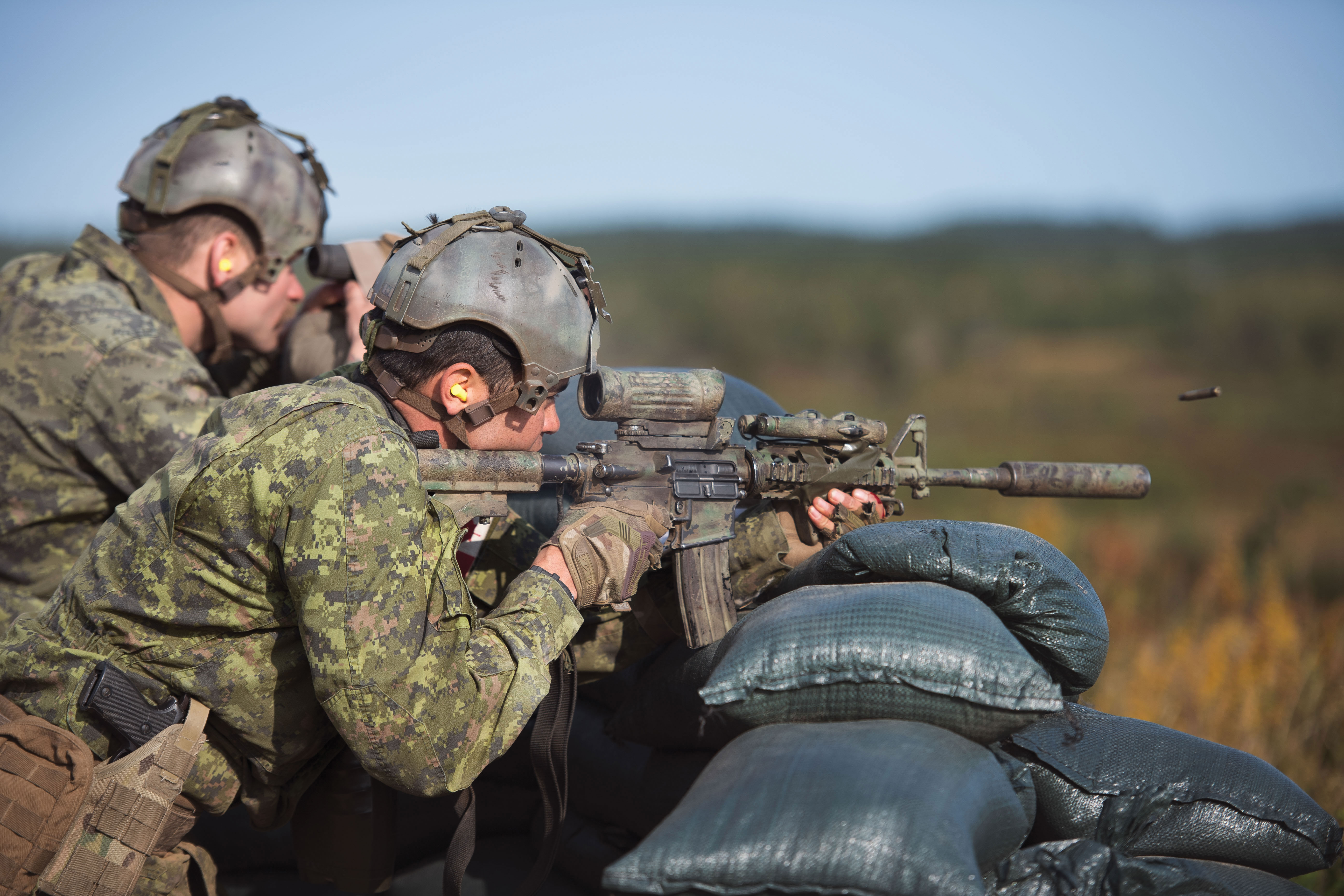 The toll on a sniper's brain | Legion Magazine