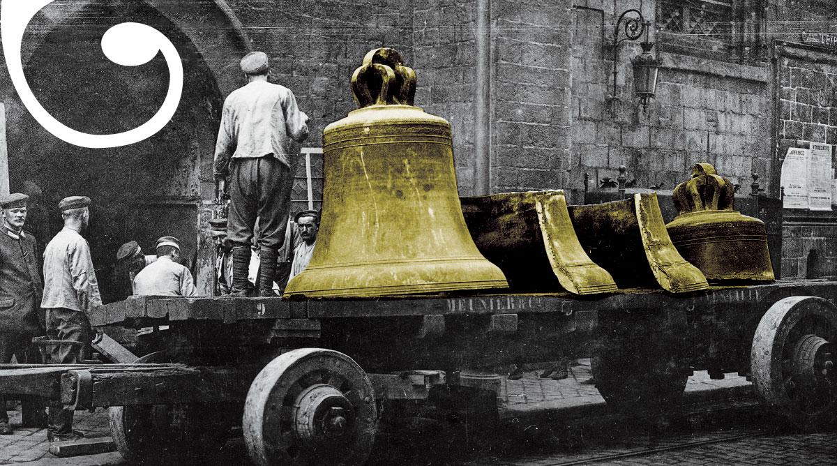 Bells of war | Legion Magazine