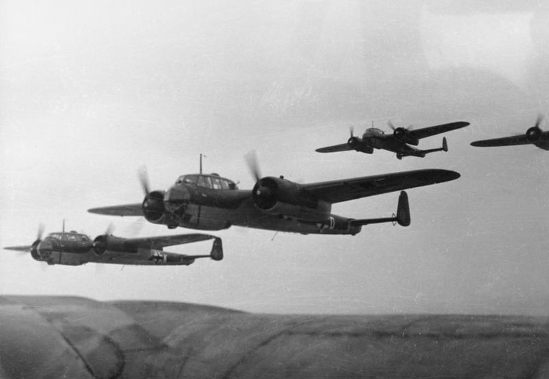 German warplane recovered to tell its story