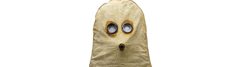 Goggle-eyed lifesaver
