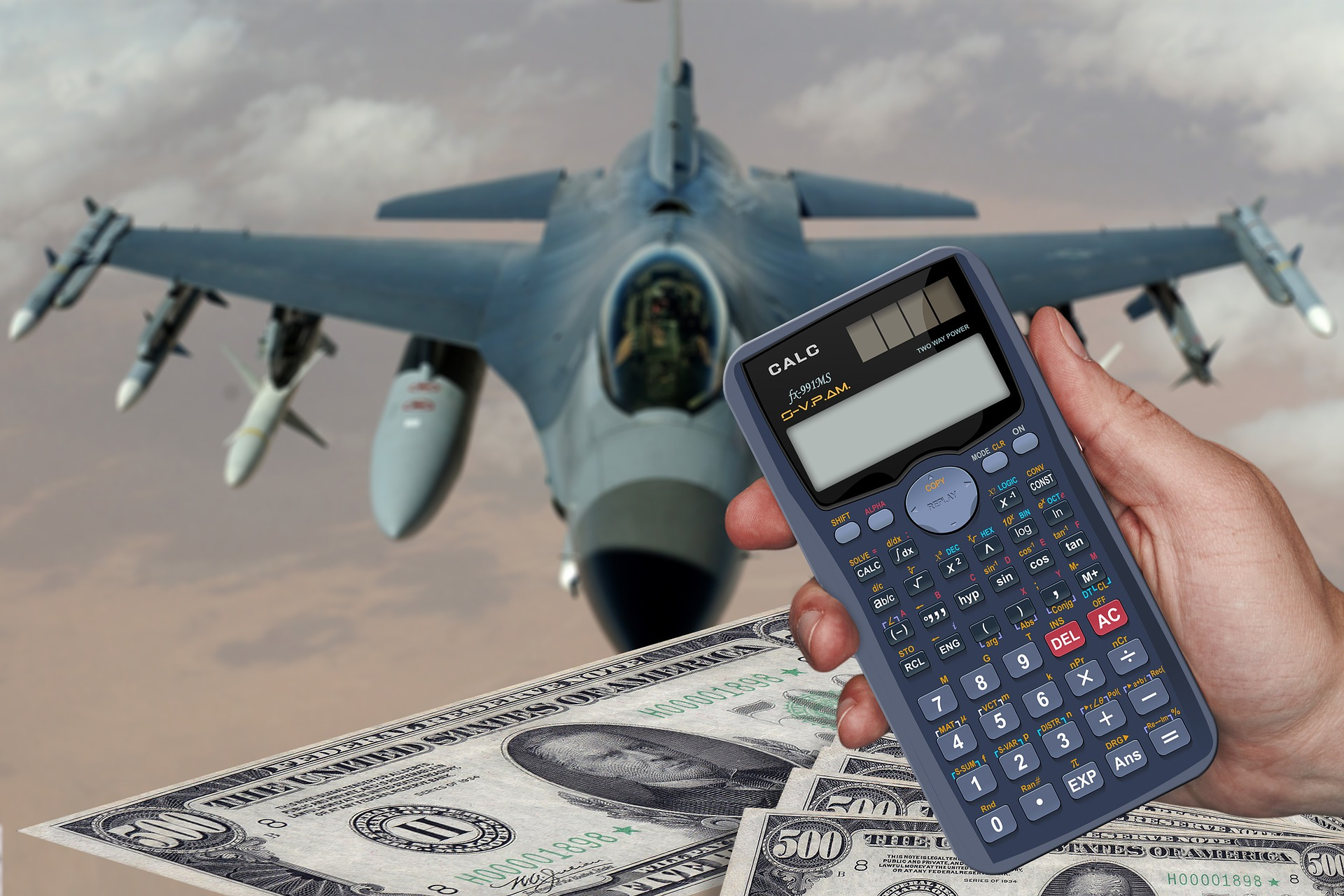 U.S. has spent $5.9 trillion on wars since 9/11, report says