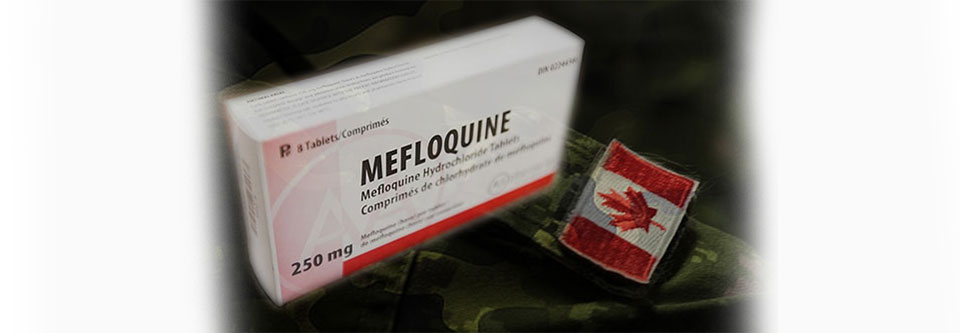 Effects of mefloquine use still questioned