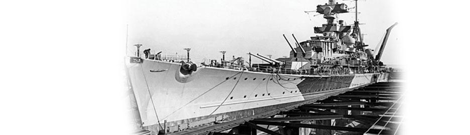 Raeder's defence: German admiral fights for his doomed fleet