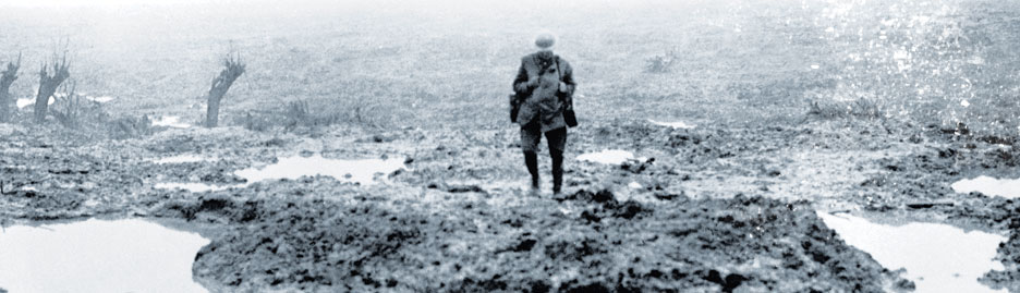 George Pearkes and the Battle of Passchendaele