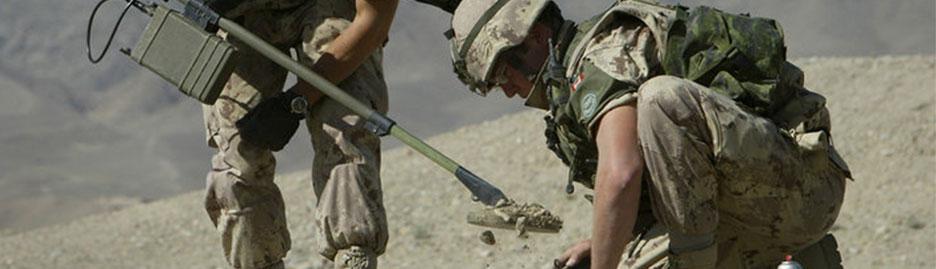 Landmine removal efforts lagging in Afghanistan as casualties mount