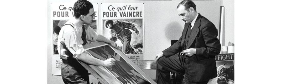 Managing Canada's Wartime Image