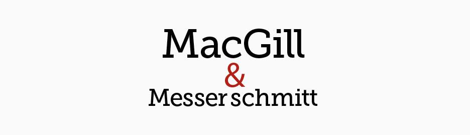 Heroes and Villains: MacGill & Messerschmitt