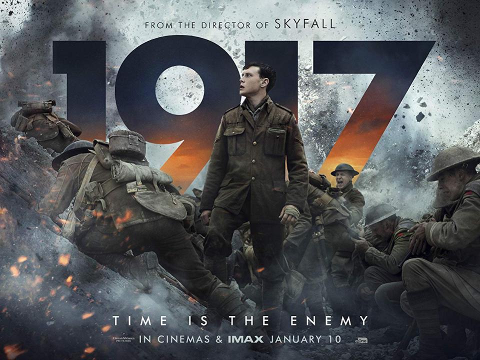A new era of war films triumphs