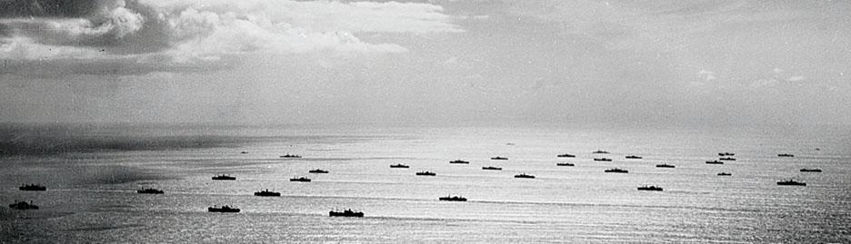 War comes to Sydney Harbour
