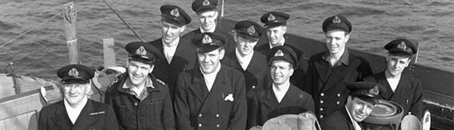 HMCS <em>Matane</em> meets a U-boat