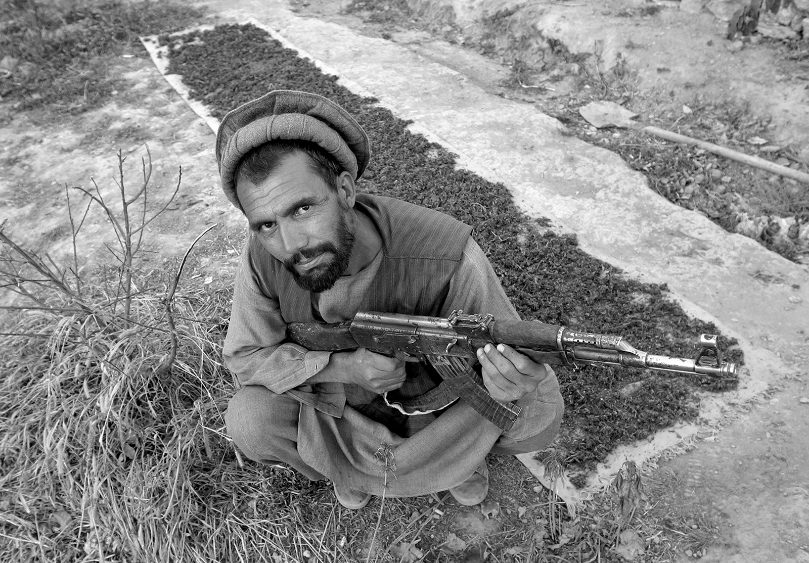 Afghanistan and the AK-47